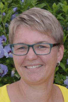 Ideengeberin für das Tierarzt-Programm und selbst praktizierende Tierärztin